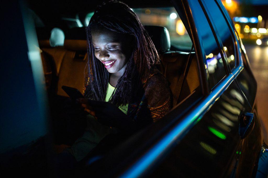 Uber Cash Flutterwave