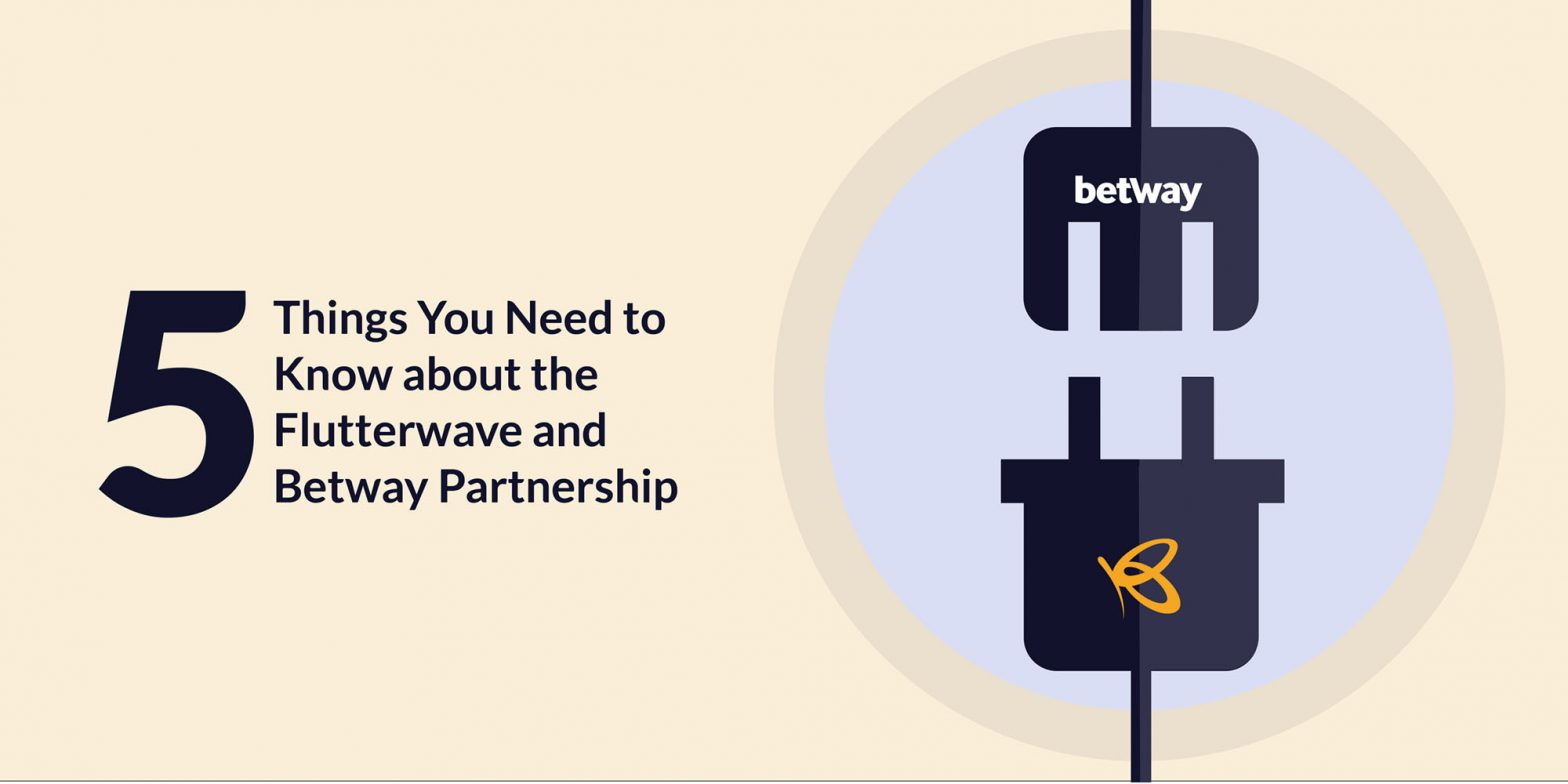 Flutterwave and Betway Partnership