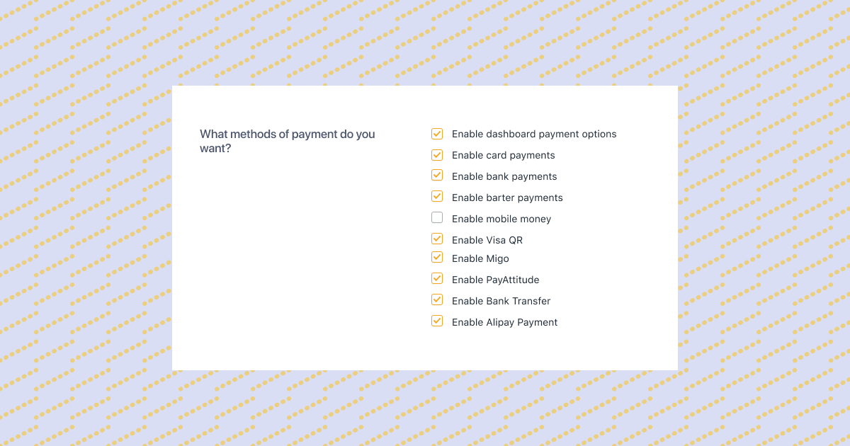 Online Payment Options Available on Flutterwave
