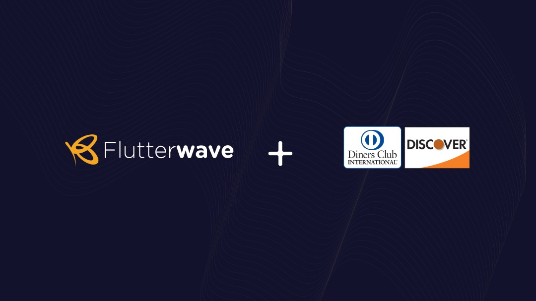 Accept Discover® Global Network cards on Flutterwave